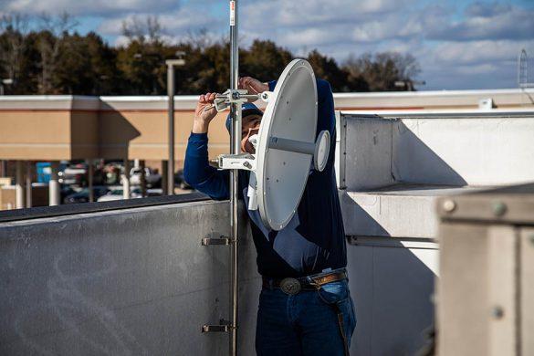 Patriot Broadband Install 2