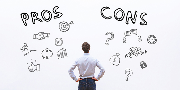 Pros and Cons of Buying a Business