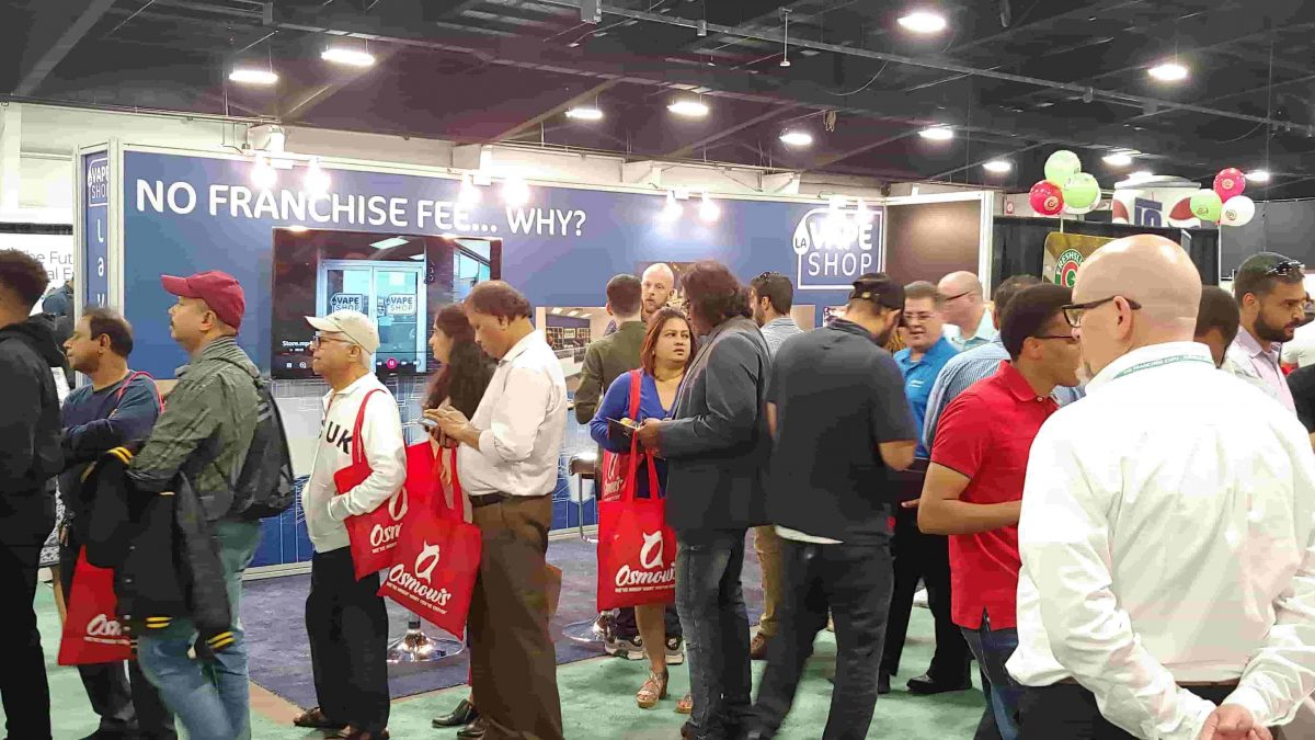 What to do at Franchise Shows