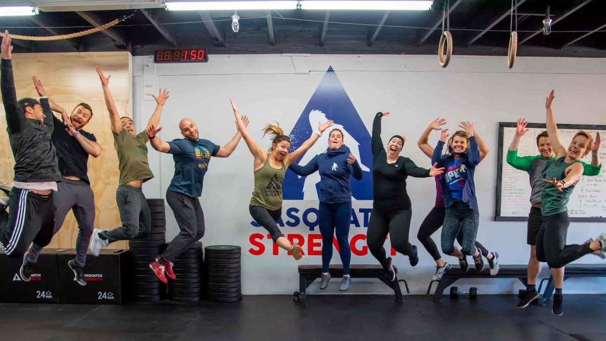 Sasquatch Strength Fitness: Transforming the Fitness Industry