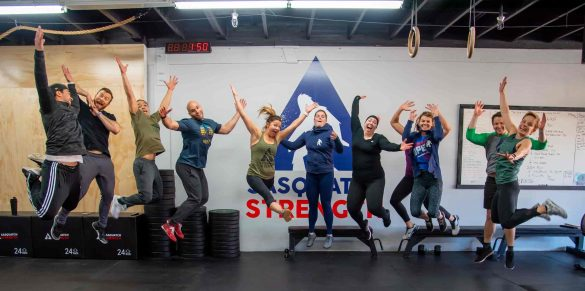 Sasquatch Strength Fitness Franchise Opportunity
