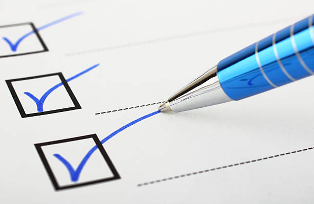 Checklist of Items: Things to Consider when Buying a Business for sale