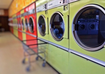 Types of laundromats for sale