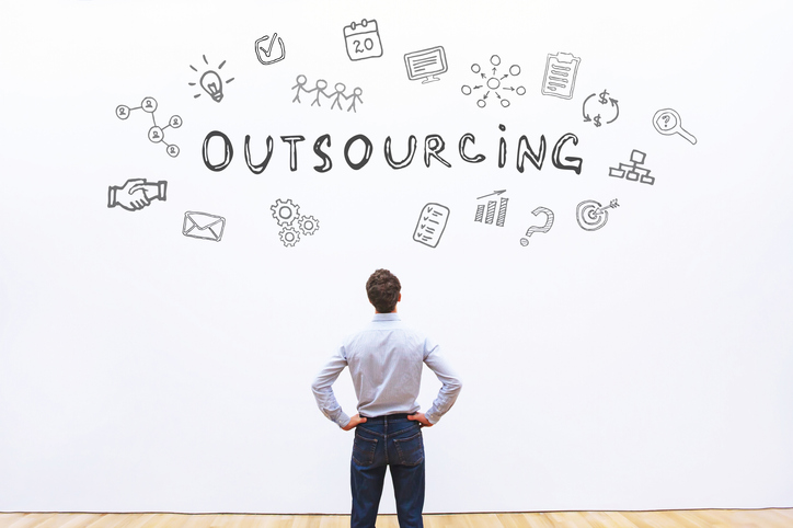 outsourcing commercial real etsate