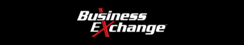 business exchange logo