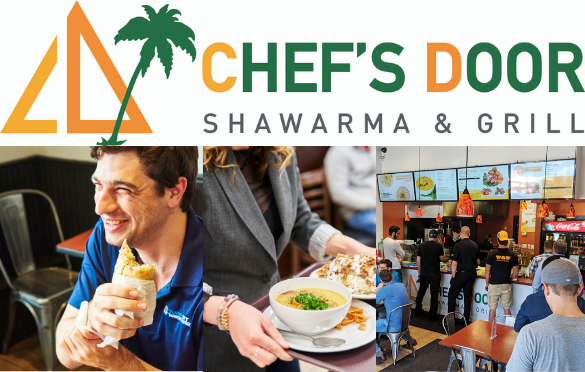 A Recipe for Success – Chef's Door Franchise Opportunity