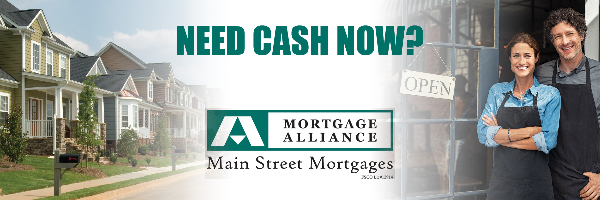 Main Street Mortgages Get Cash Now