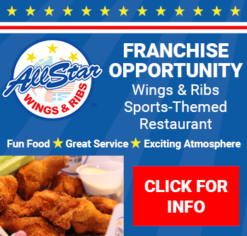 All Star Restaurant and Bar Franchise Opportunities
