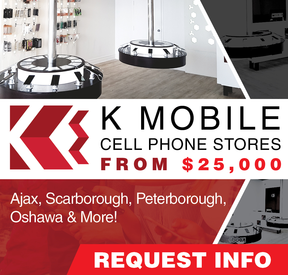 K-Mobile Communications Stores for Sale