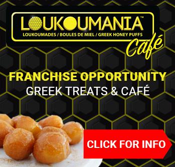 Loukoumania Greek Dessert Franchise Opportunities