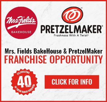 Mrs. Fields Dessert Franchise Opportunities