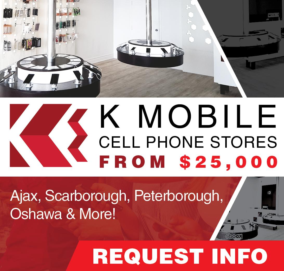 K-Mobile Telecommunication Store Franchise Opportunities