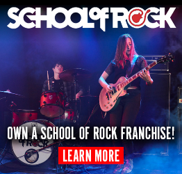 School of Rock Franchise Opportunity Image