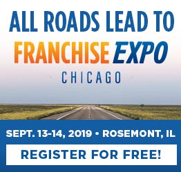 MFV Chicago Franchise Expo Free Ticket Image