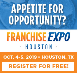 Free Tickets to Franchise Expo Houston