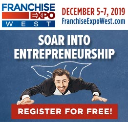 Free Tickets Franchise Expo West