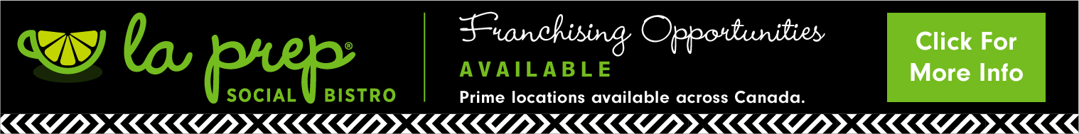La Prep Restaurant Franchise Opportunities