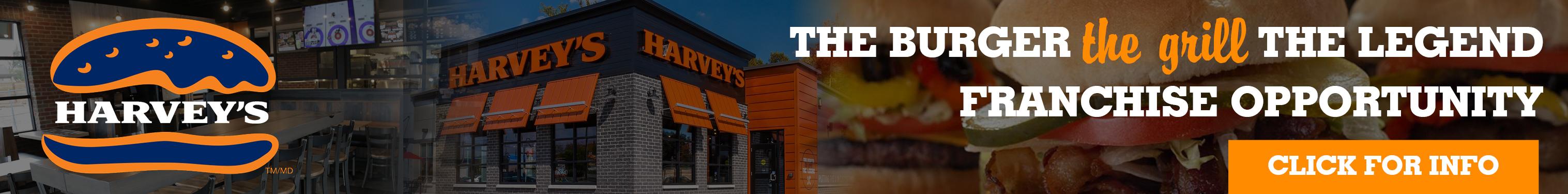 Harvey's Franchise Opportunity