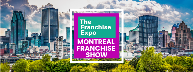 Free Tickets - Montreal Franchise Expo