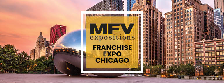 Free Tickets Franchise Expo Chicago