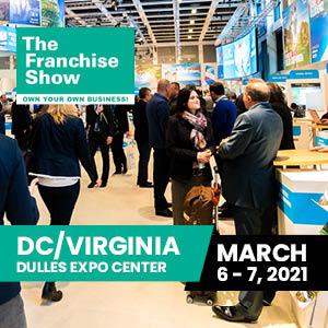The Franchise Show in Washington DC/Virginia