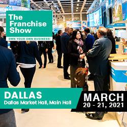 Dallas Franchise Show March 2021