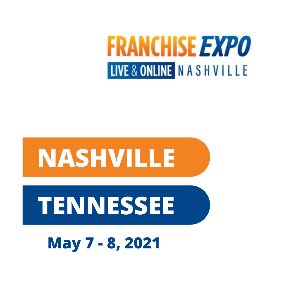 Franchise Expo May 2021