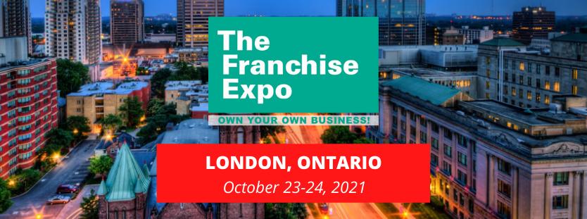 London Franchise Expo October 2021