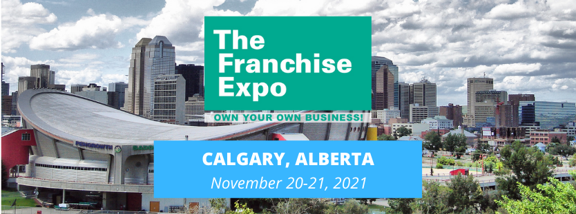 Calgary Franchise Expo November 2021