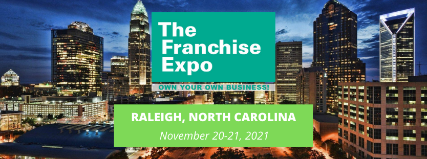 Raleigh Franchise Show November 2021