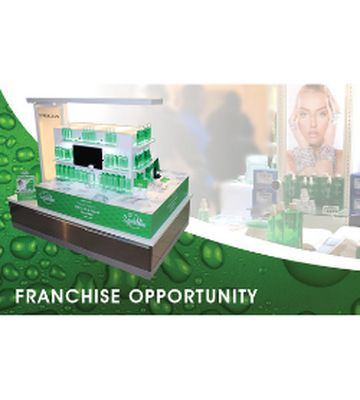 Sparklean Jewlery Cleaning Kiosk Franchise Opportunity