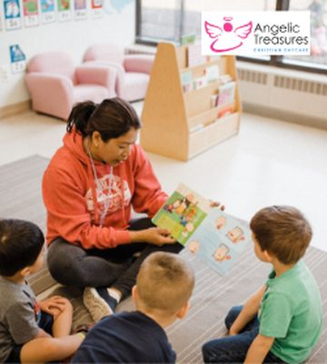 Angelic Treasures Christian Daycare Franchise Opportunity