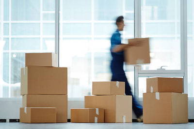 Courier Business for Sale in Brampton
