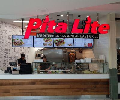 Pita Lite Medditteranian Quick Service Restaurant Franchise Opportunity