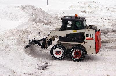 Enterprise de déneigement -Public – Snow Removal Company- Montreal-OK-0102