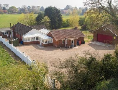 FARM LAND WITH 5 BED HOUSE FOR SALE