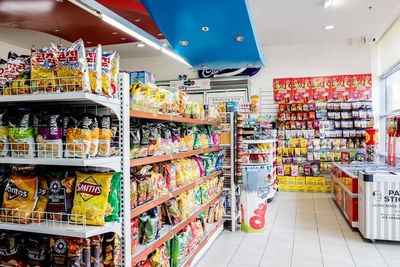 CONVENIENCE STORE WITH RENTAL INCOME FOR SALE