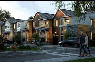 NEW LUXURY TOWNS FOR SALE IN BARRIE