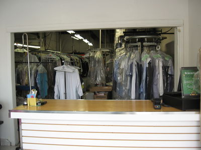 Dry Cleaning Plant in Richmond Hill