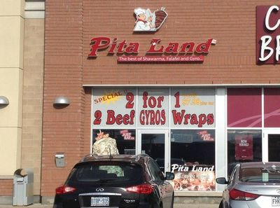 PITA LAND FRANCHISE FOR SALE IN DOWNTOWN TORONTO