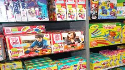 Successful Specialty Toy Retailer Business for Sale