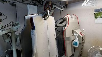 DRYCLEAN BUSINESS AND PLANT FOR SALE
