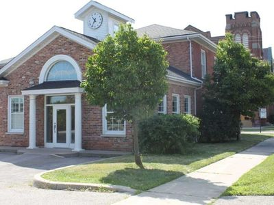 BEAUTIFUL OFFICE SPACE FOR LEASE IN HISTORIC BUILDING