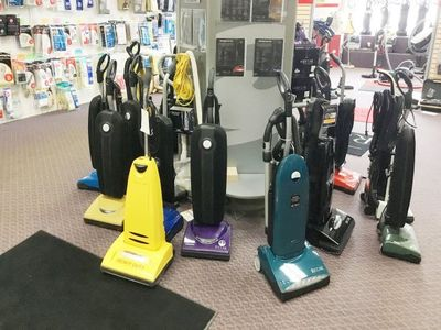 VACUUM SALES & SERVICES BUSINESS FOR SALE