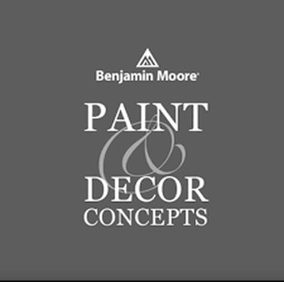 BENJAMIN MOORE PAINT & DECOR