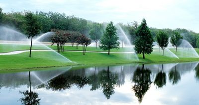 Commercial Lawn Sprinkler Business