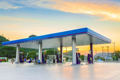 Branded Gas Station for Lease