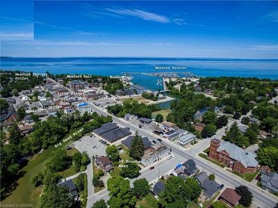 BOUTIQUE HOTEL BUILDING SITE FOR SALE IN DOWNTOWN MEAFORD