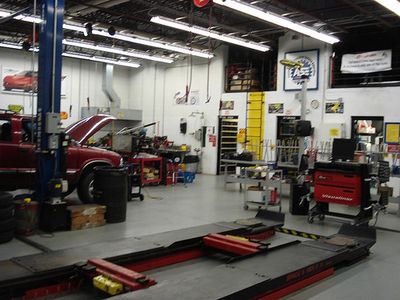 Mechanic Shop for Sale in North York