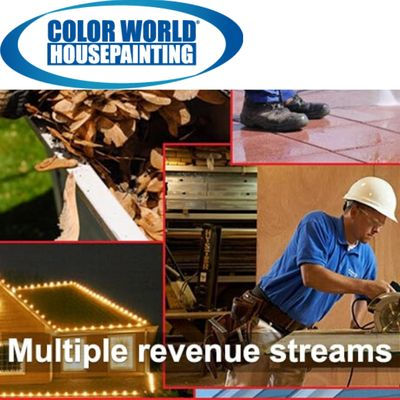 Color World House Painting Franchise Opportunity
